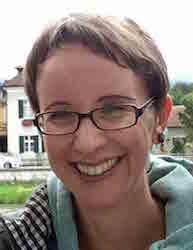 Verena Einser - Hippotherapeutin